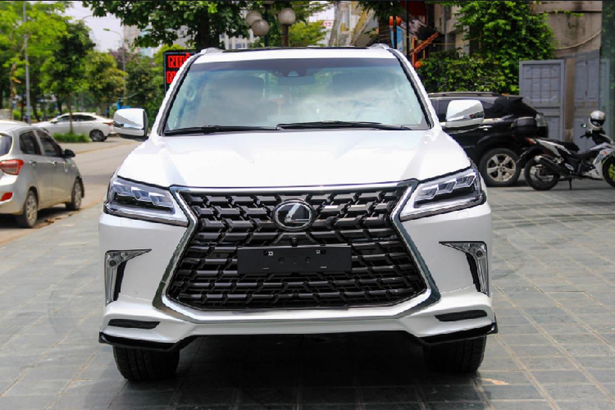 Chi tiet Lexus LX570 Supersport MBS 2021 hon 10 ty tai Viet Nam-Hinh-4