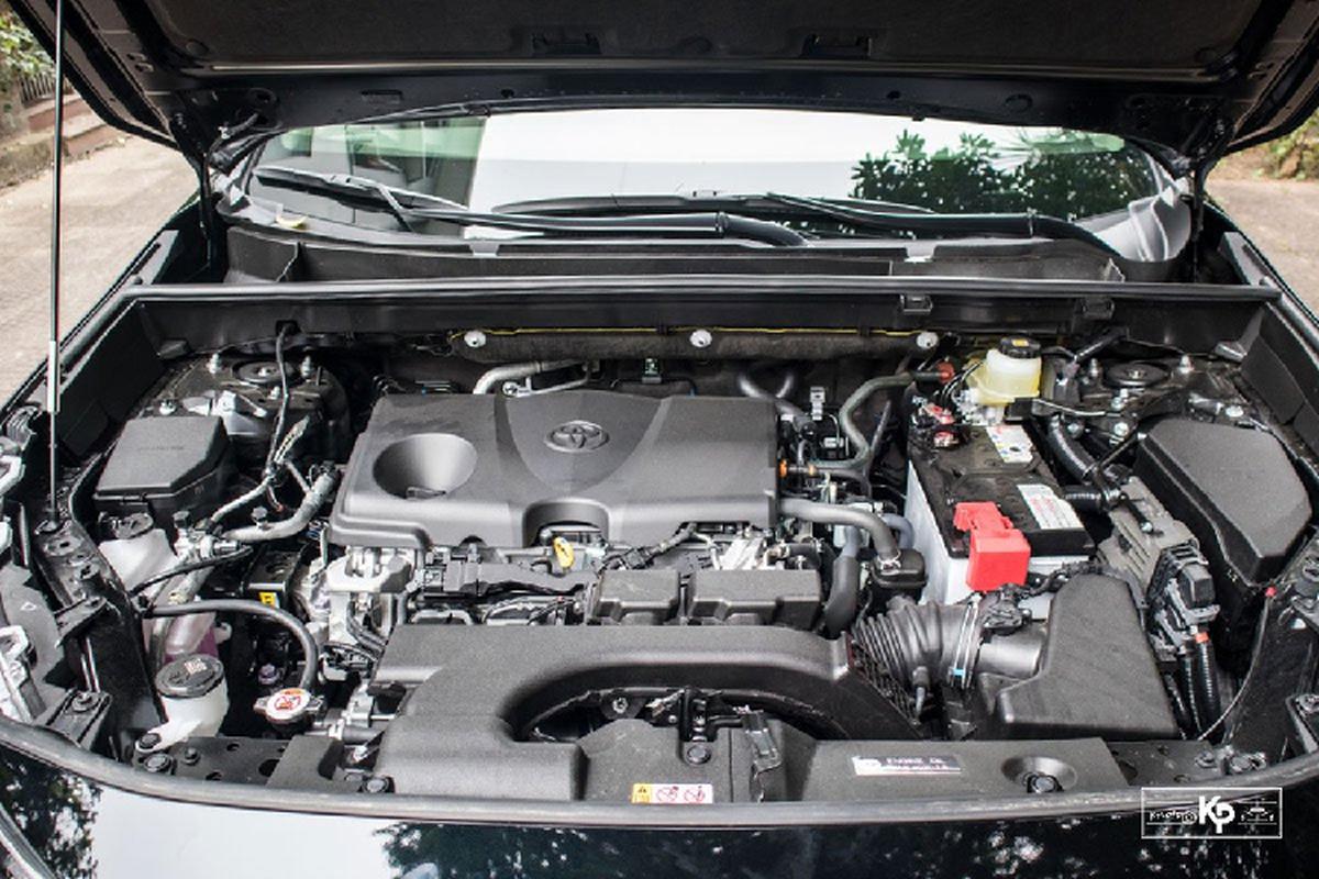 Can canh Toyota RAV4 XLE 2021 hon 2,6 ty tai Viet Nam-Hinh-13