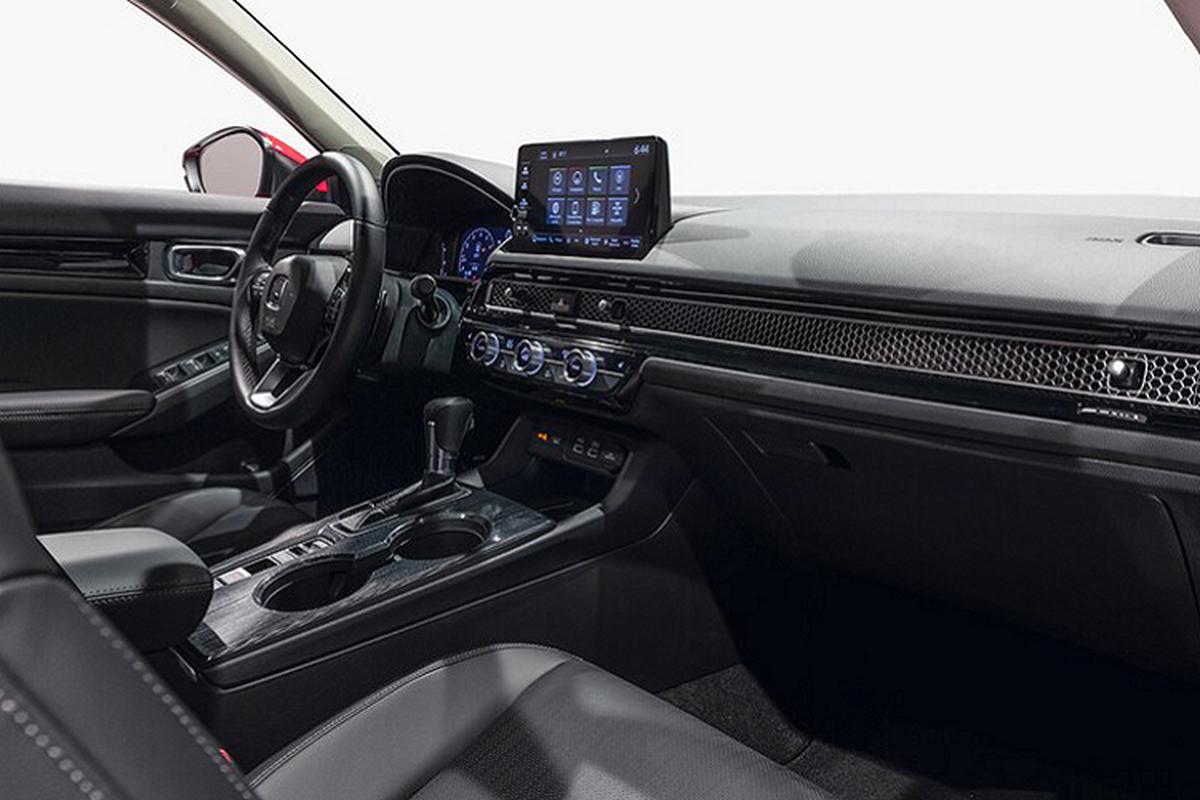 Honda Civic 2022 ban ra tai My chi tu 500 trieu dong-Hinh-6