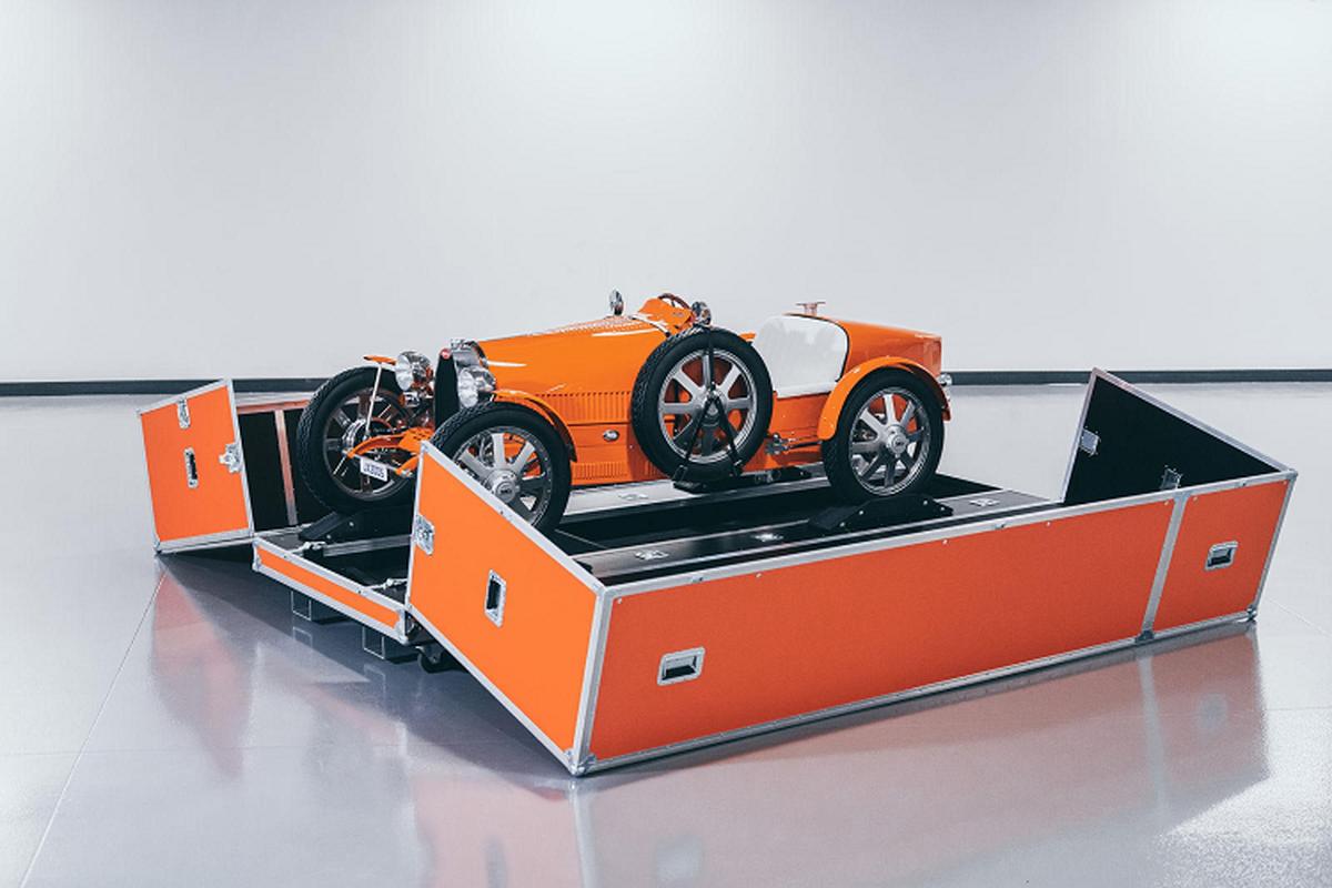 Bugatti Baby II cho