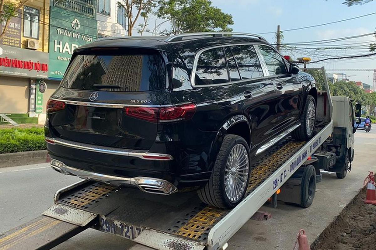 Mercedes-Maybach GLS 600 chao ban 17 ty dong, mau doc nhat Viet Nam-Hinh-8