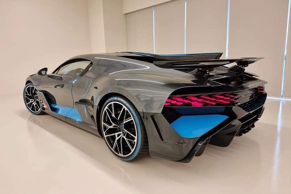 Sieu pham Bugatti Divo hon 330 ty dong dau tien den Dong Nam A-Hinh-7