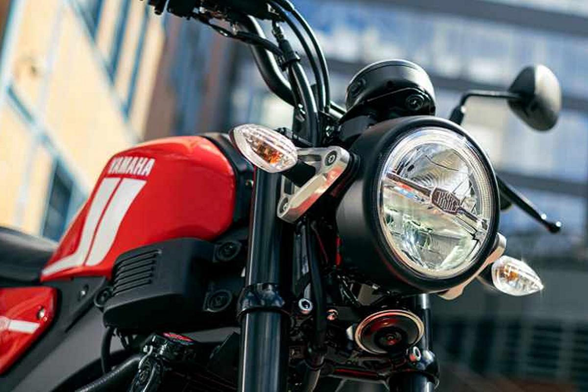 Yamaha XSR 125 2021 vua ra mat, gan 150 trieu dong-Hinh-3