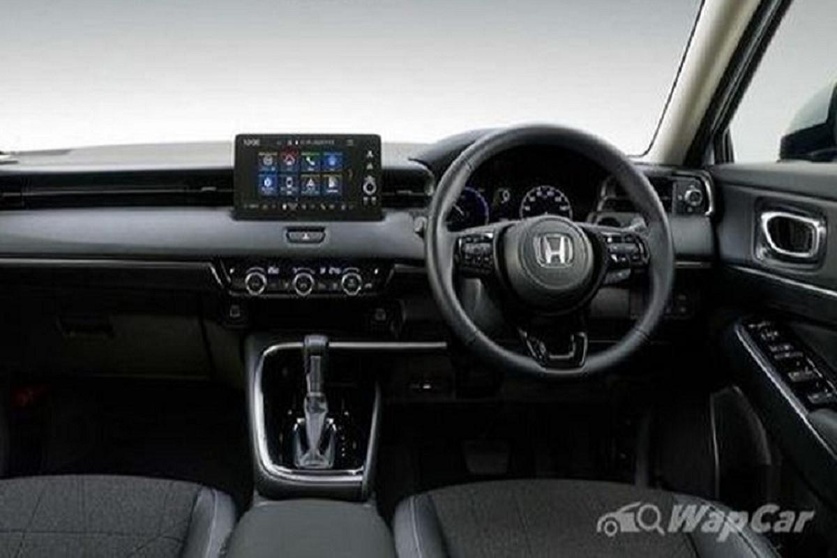 Honda HR-V 2021 moi co gi de