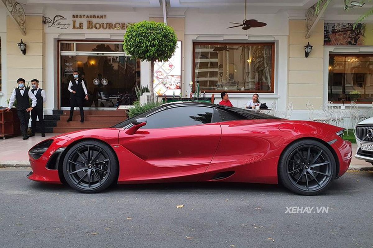 Superstar McLaren 720S Spider on Sai Gon-Hinh-3
