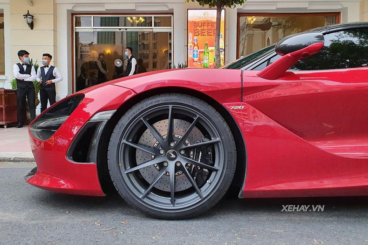 Superstar McLaren 720S Spider on Sai Gon-Hinh-4