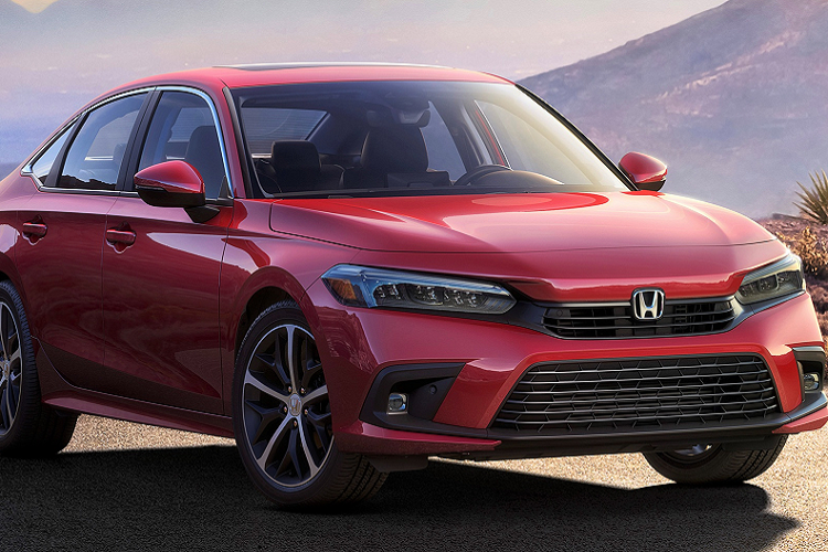 Honda Civic 2022 sap ra mat Dong Nam A co ve Viet Nam?