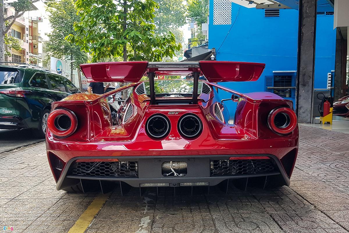 Sieu xe Ford GT doc nhat Viet Nam xuat hien o Sai Gon-Hinh-11