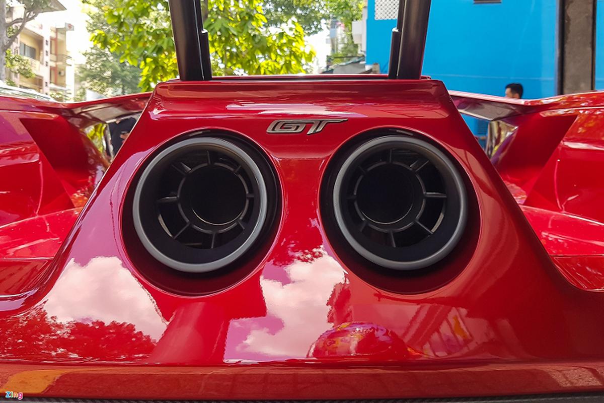 Sieu xe Ford GT doc nhat Viet Nam xuat hien o Sai Gon-Hinh-9