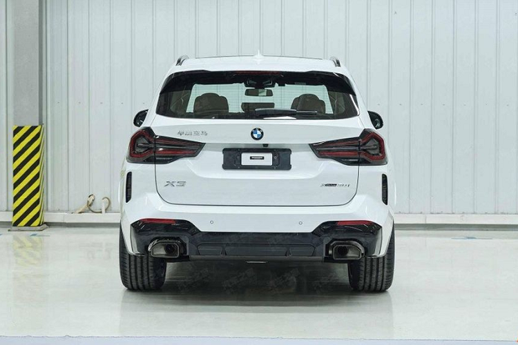 The BMW X3 2022 will now make the Mercedes-Benz GLC fade away-Hinh-3