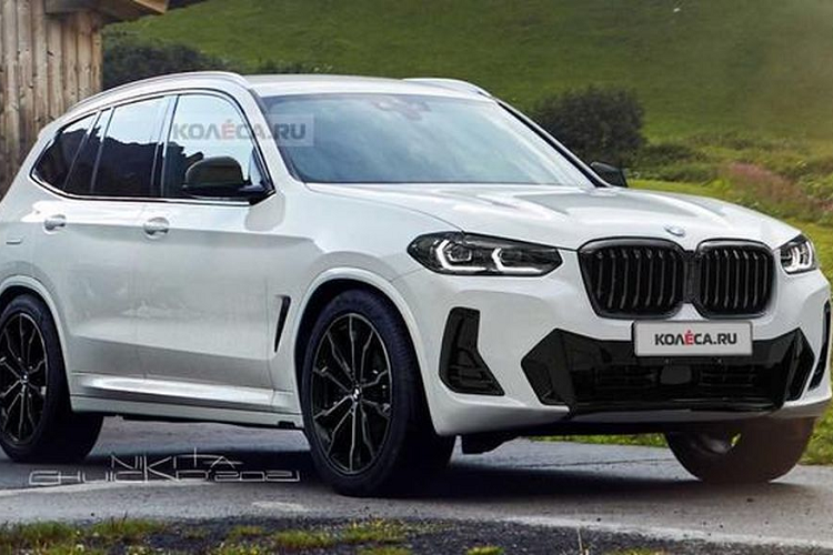 The BMW X3 2022 will now make the Mercedes-Benz GLC fade away-Picture-5