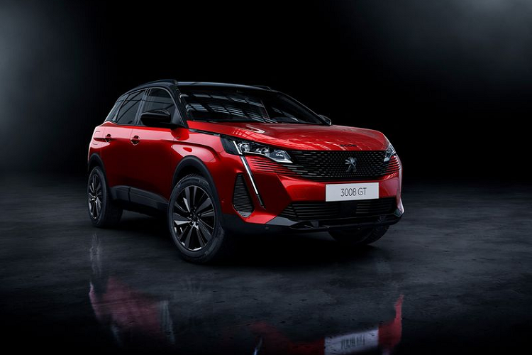 Peugeot 3008 2021 will be released to Vietnamese customers,