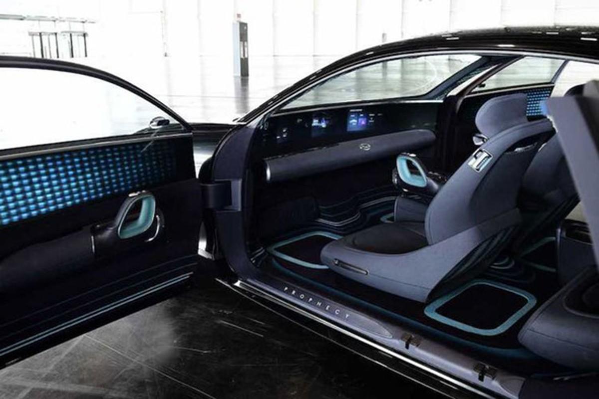 Sedan Hyundai Ioniq 6 va SUV Ioniq 7 lo thong so ky thuat-Hinh-4