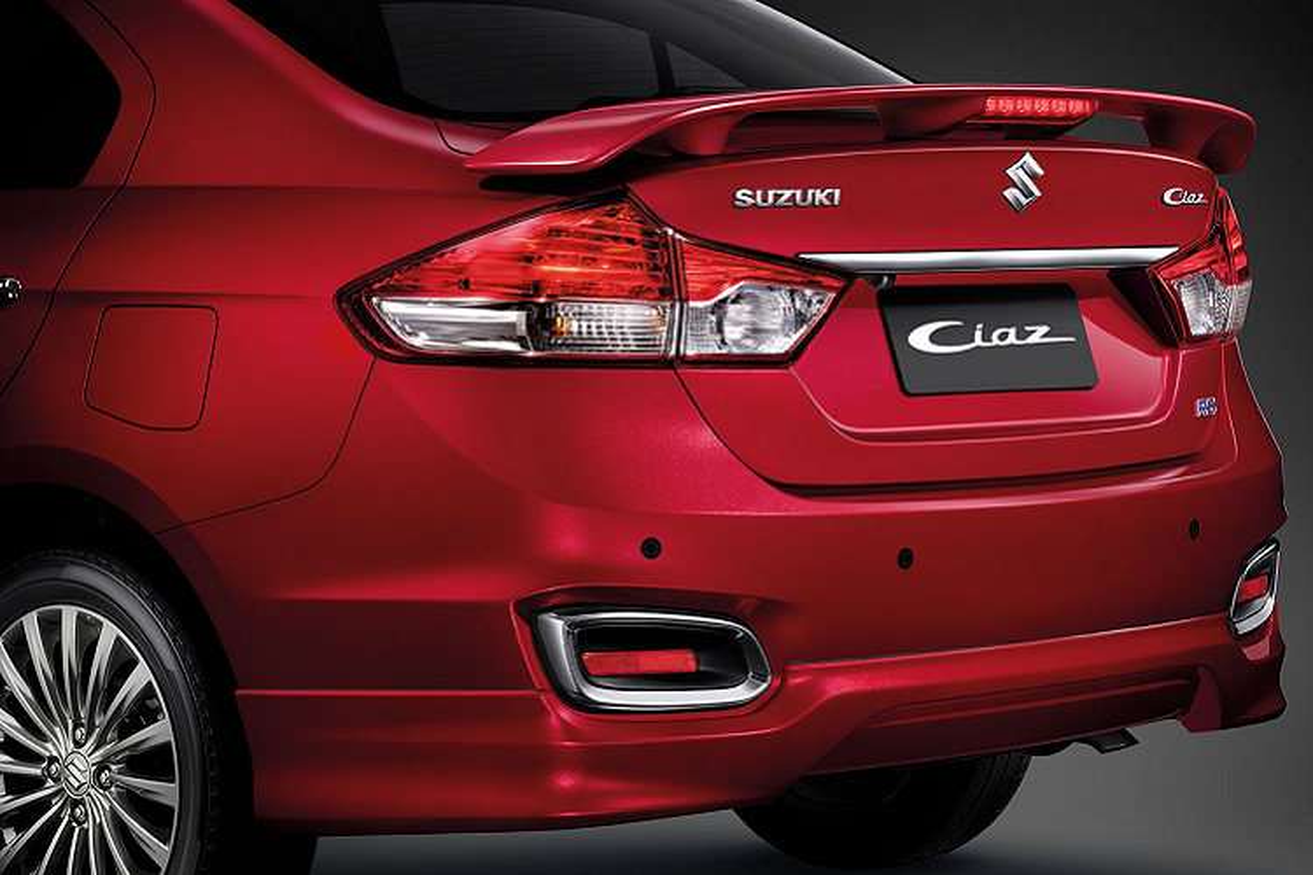 Suzuki Ciaz 2021 tu 384 trieu dong tai Thai Lan, cho ve Viet Nam-Hinh-8