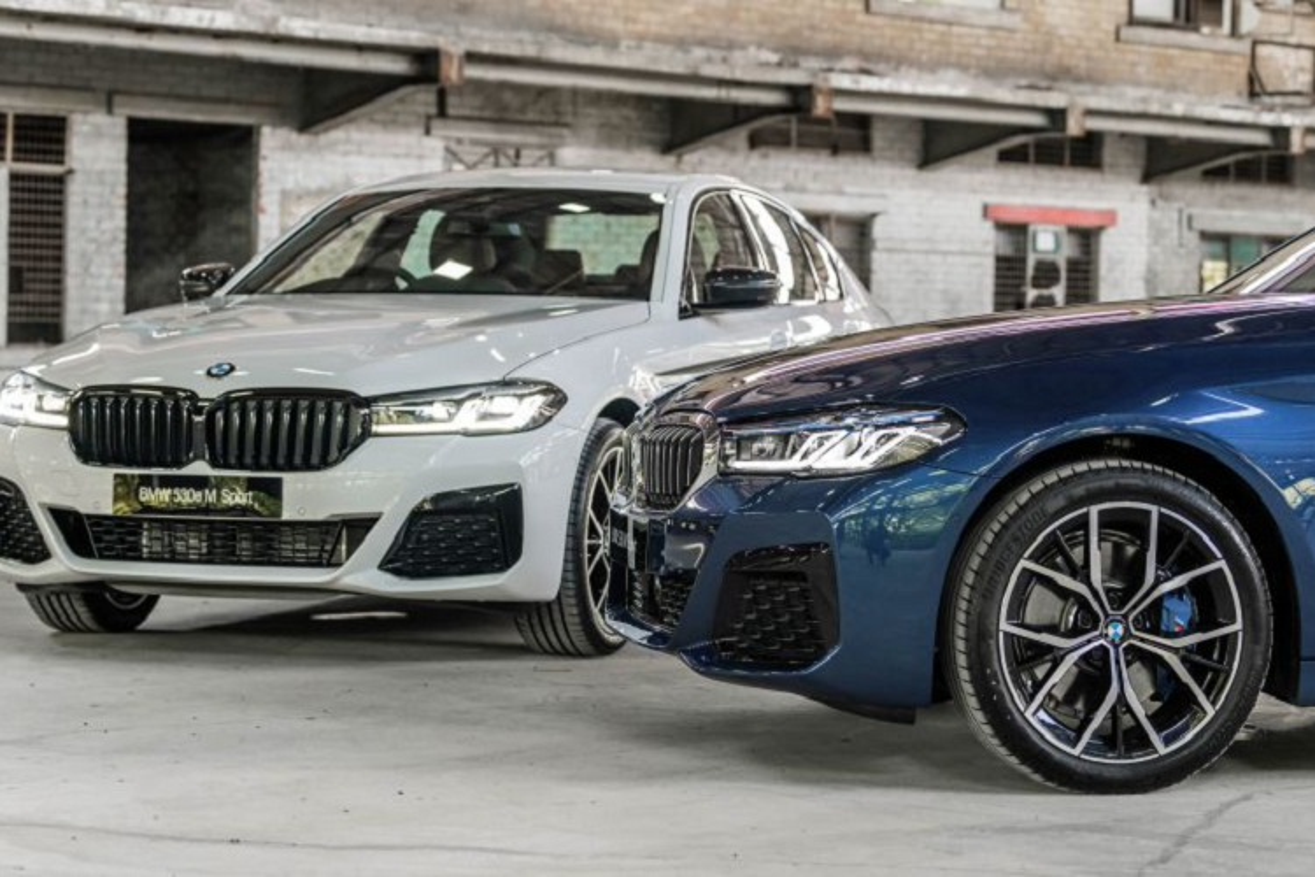 BMW 5 Series 2021 tu 1,76 ty dong tai Malaysia, re hon Viet Nam-Hinh-3