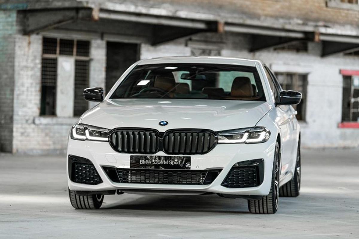 BMW 5 Series 2021 tu 1,76 ty dong tai Malaysia, re hon Viet Nam-Hinh-8