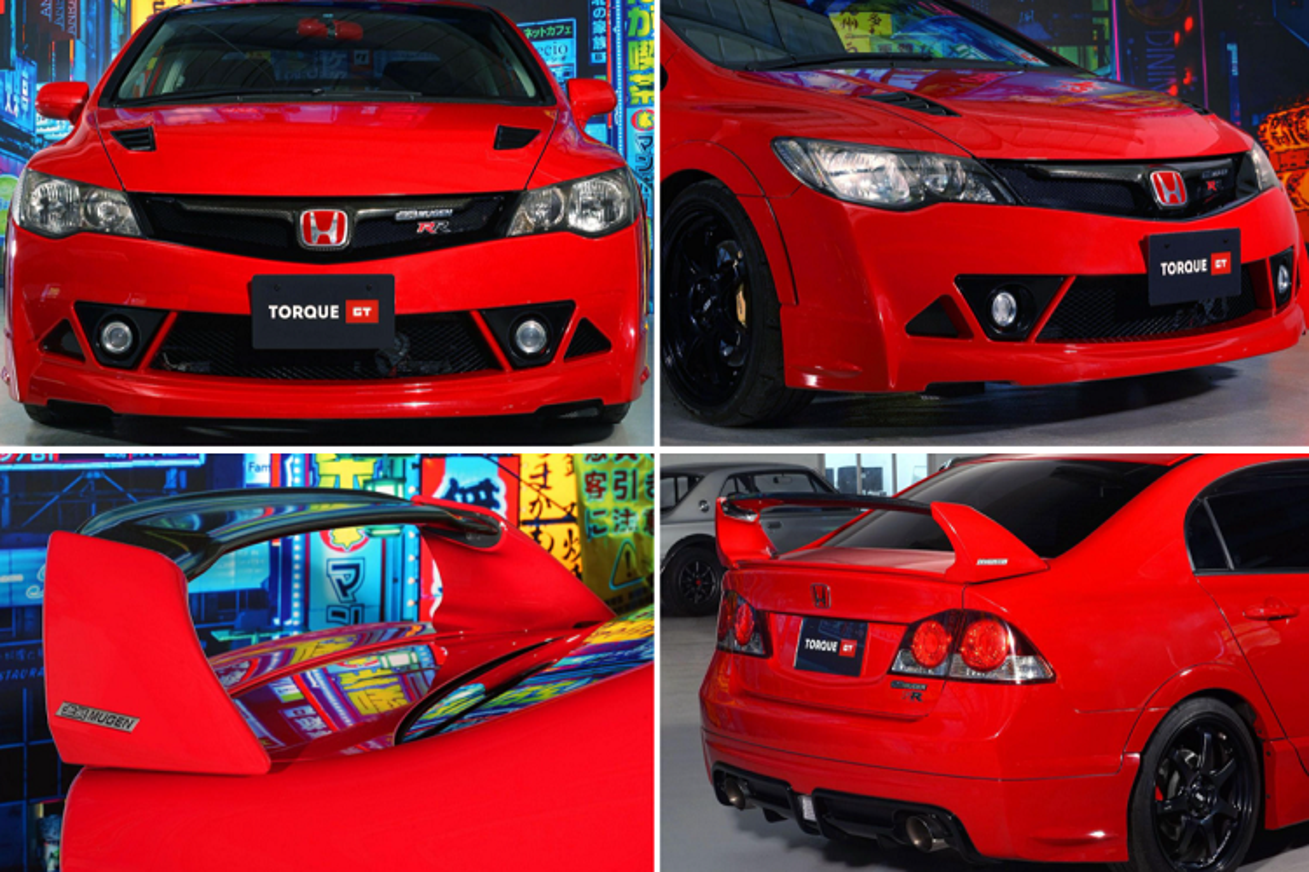 Honda Civic Type R chay 14 nam, van co gia hon 2,92 ty dong-Hinh-4
