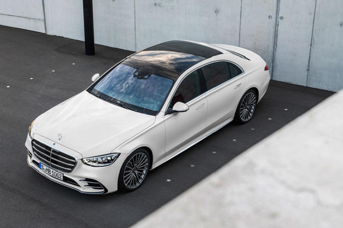 Can canh Mercedes-Benz S-Class 2021 hon 4,9 ty dong tai Thai Lan-Hinh-3