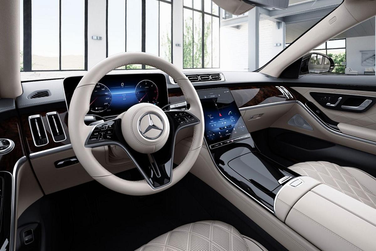 Can canh Mercedes-Benz S-Class 2021 hon 4,9 ty dong tai Thai Lan-Hinh-7