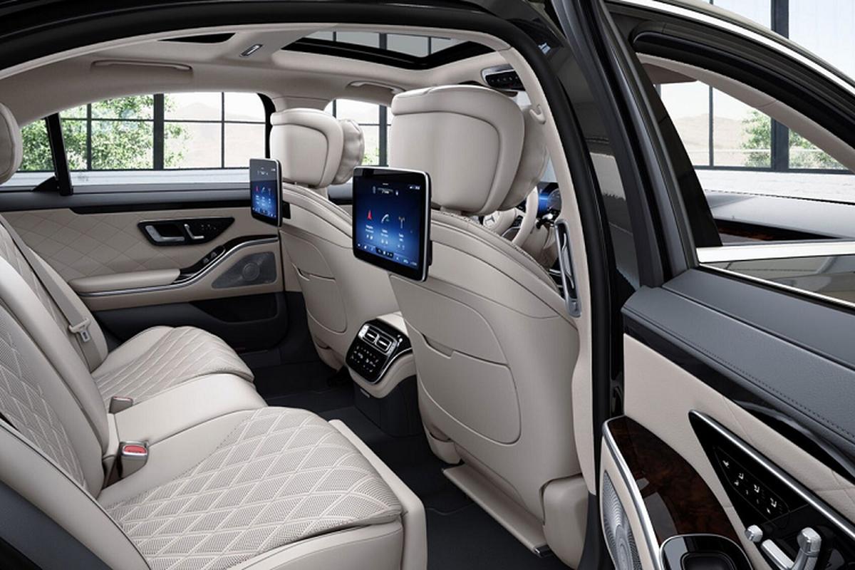 Can canh Mercedes-Benz S-Class 2021 hon 4,9 ty dong tai Thai Lan-Hinh-9