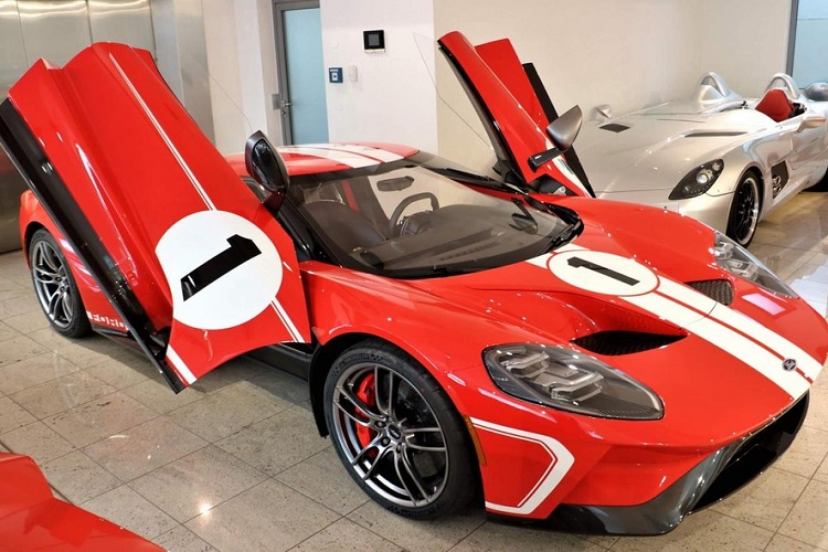 """Ford GT '67 Heritage Edition doc nhat Viet Nam da ve """"chuong""""-Hinh-2"""