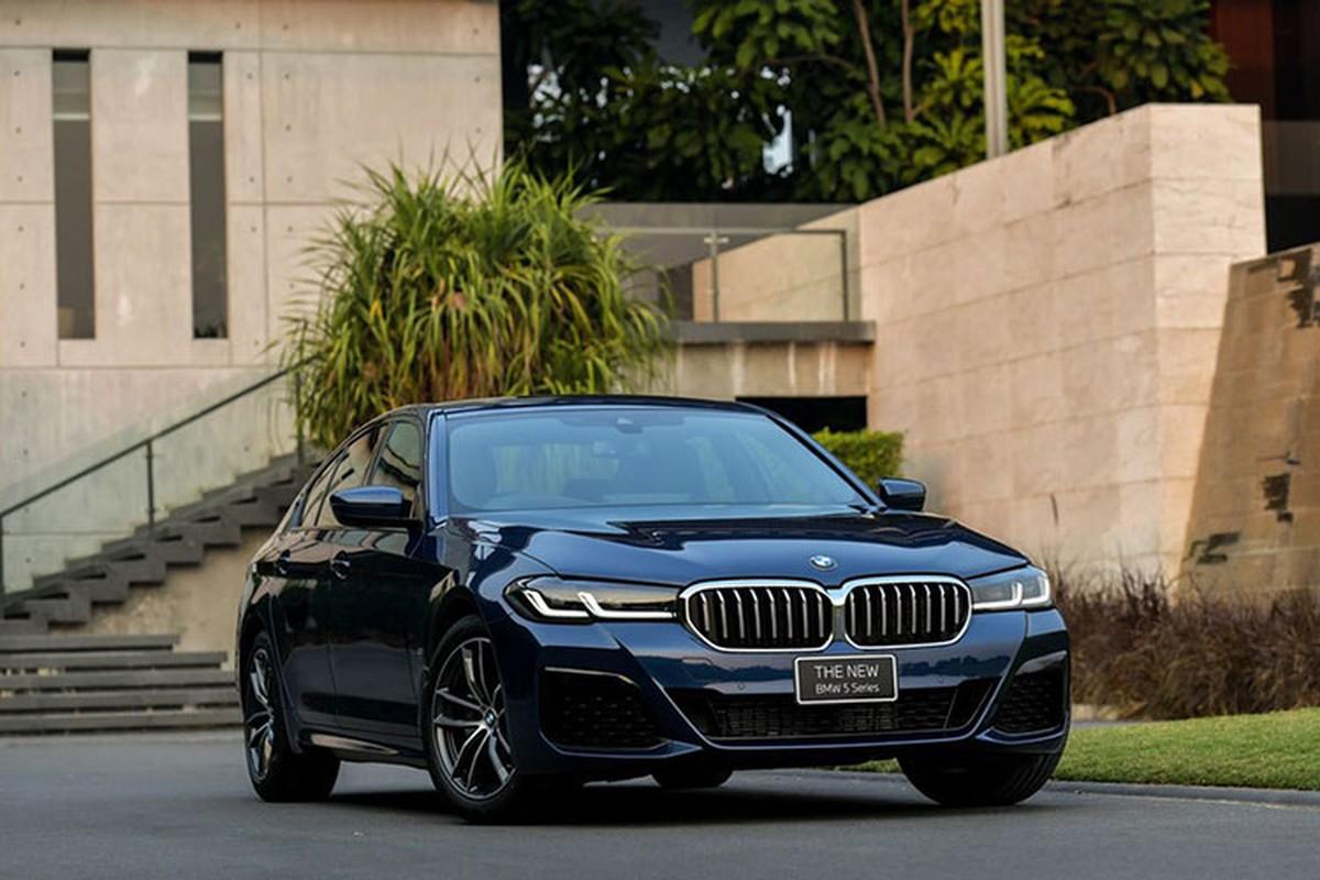 BMW 5 Series 2021 tu 1,76 ty dong tai Malaysia, re hon Viet Nam-Hinh-2