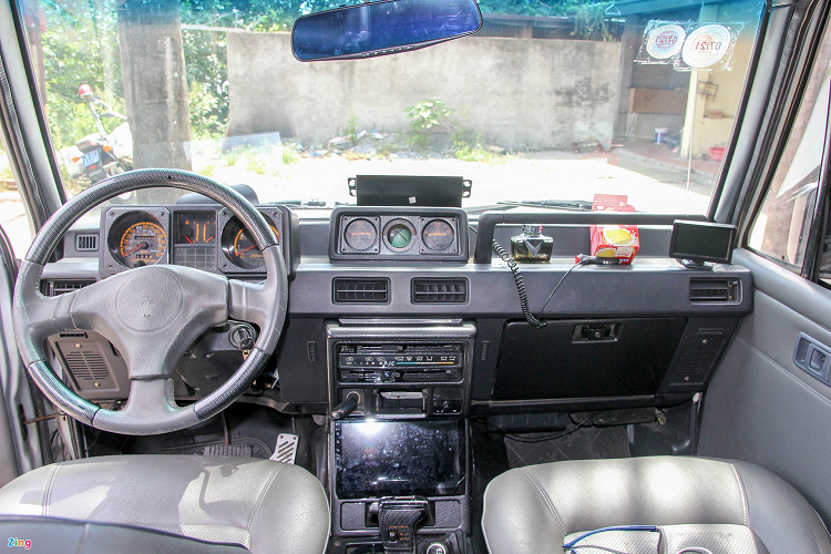 Ngam Dodge Raider - xe co bap co hang hiem tai Ha thanh-Hinh-4