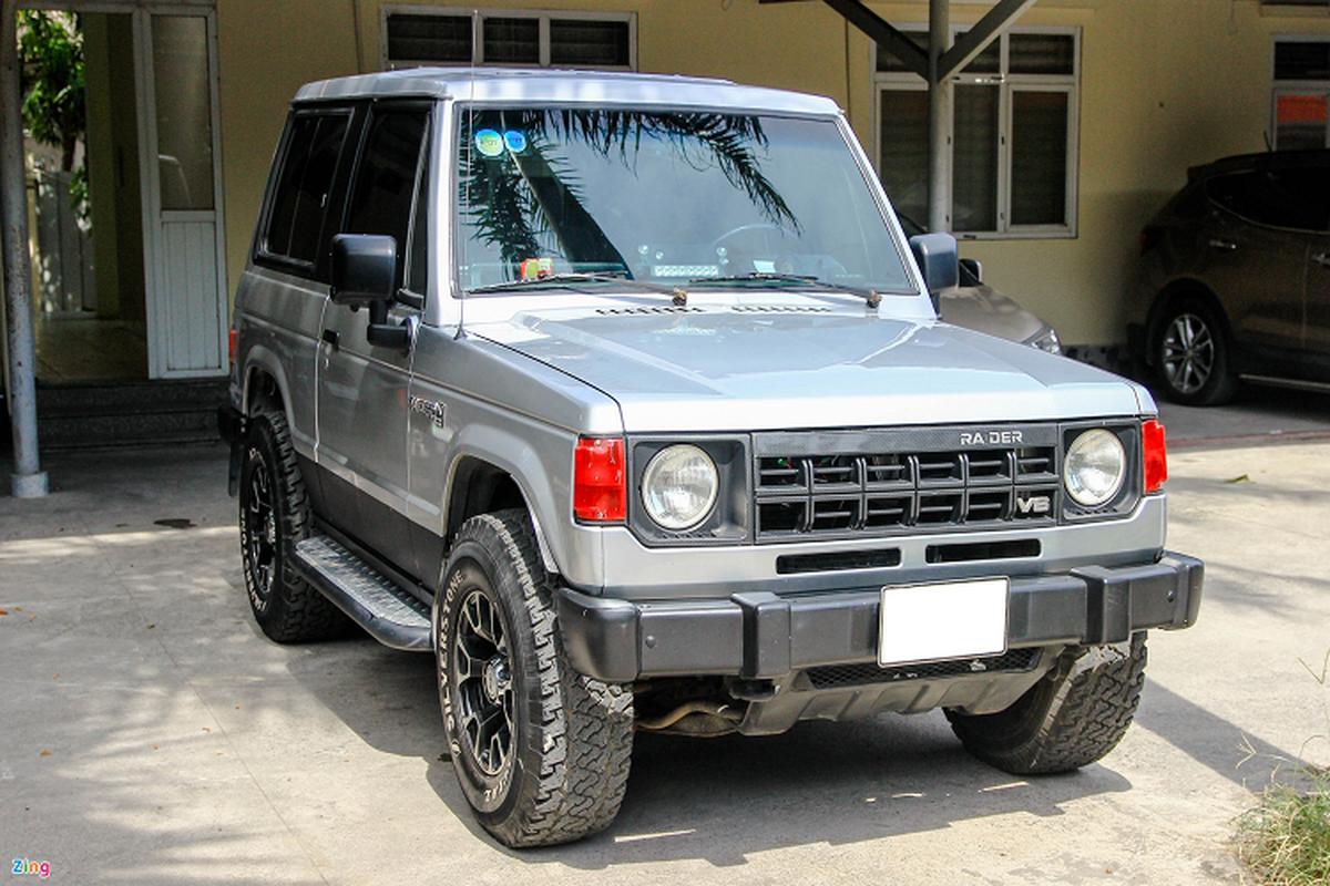 Ngắm Dodge Raider – xe cơ bắp cổ hàng hiếm tại Hà thành