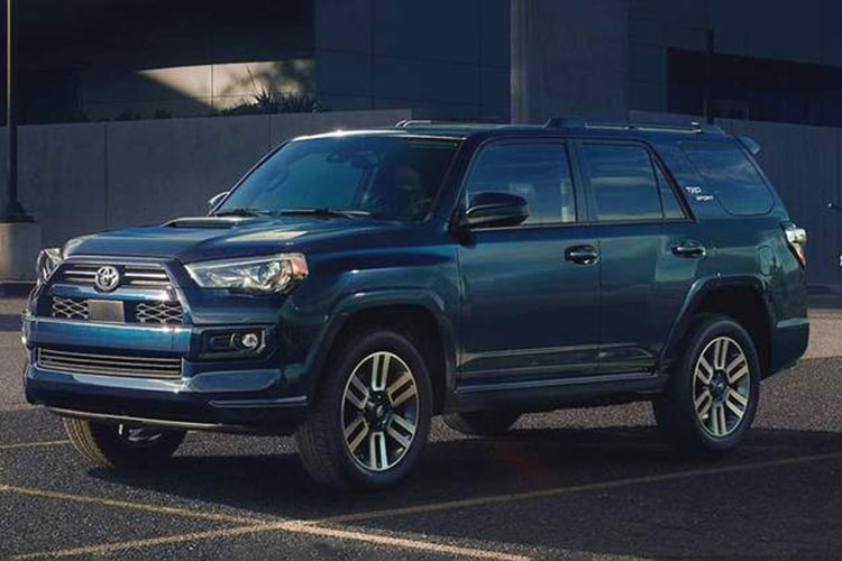 Toyota chao hang