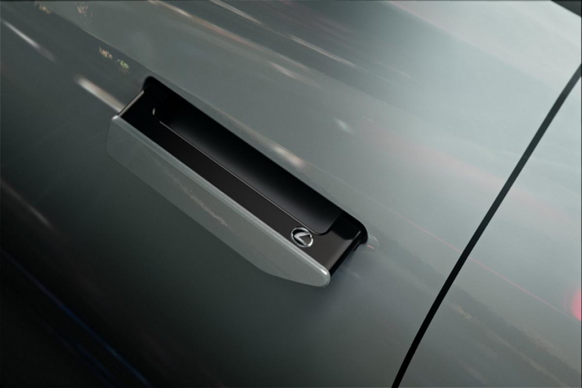 Chi tiet SUV Coupe hang sang Lexus LF-Z Electrified sap ra mat-Hinh-4