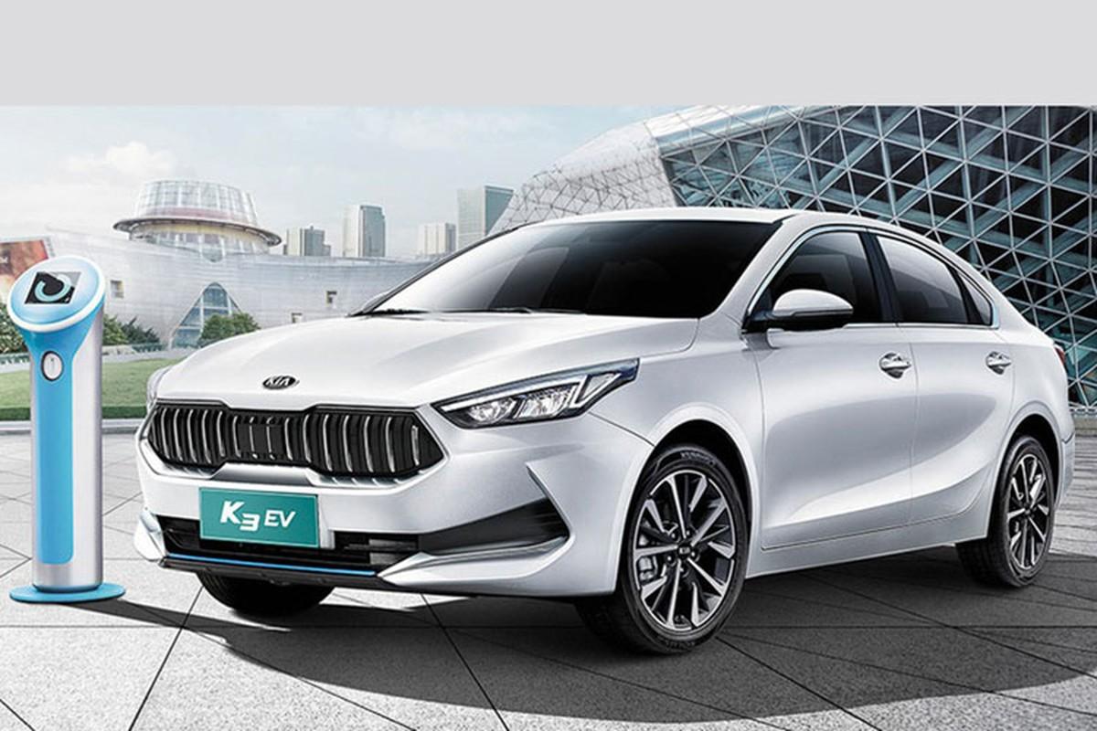 Kia K3 EV 2021 chay 400km/1 lan sac, tu 637 trieu dong-Hinh-2