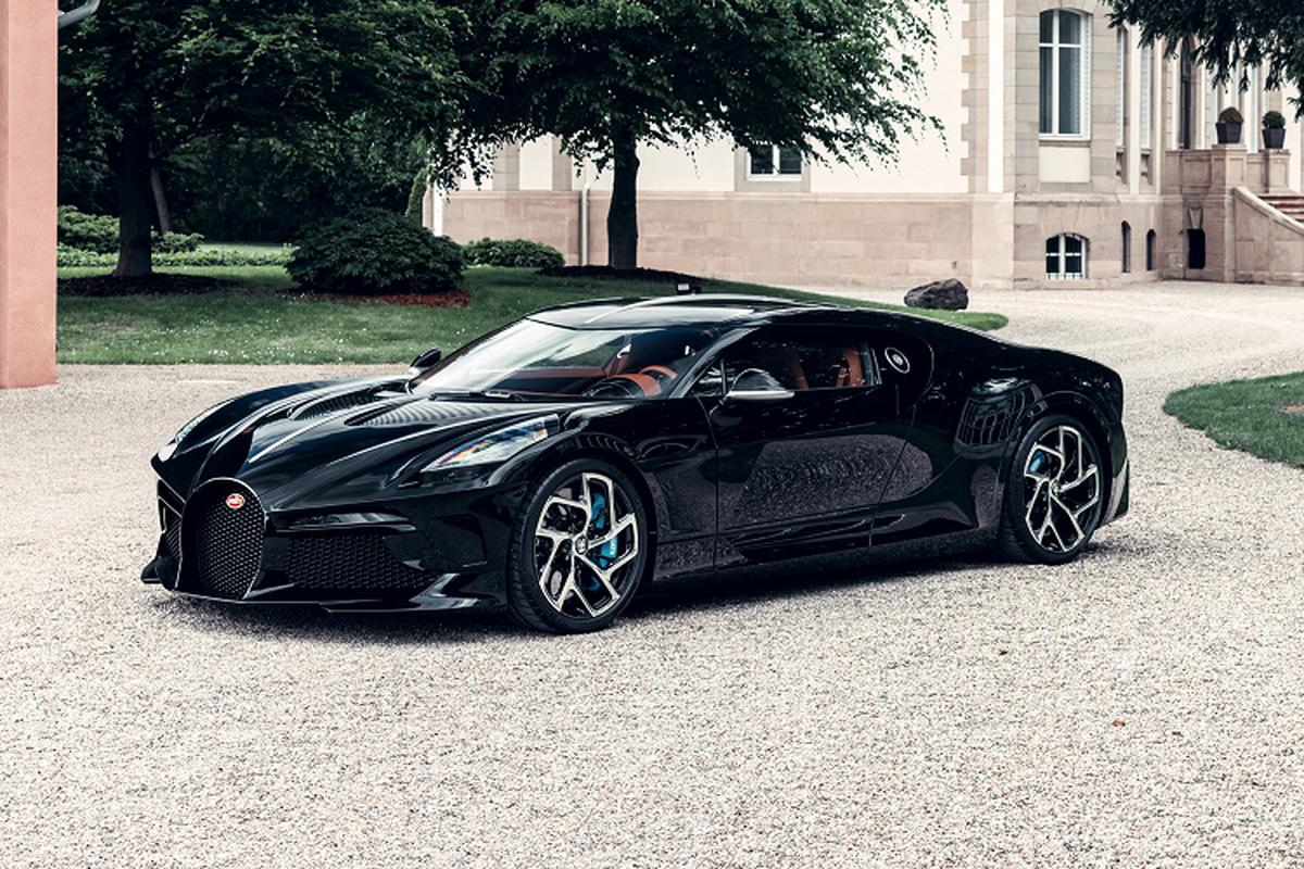 Bugatti La Voiture Noire gia 436 ty dong da co dai gia