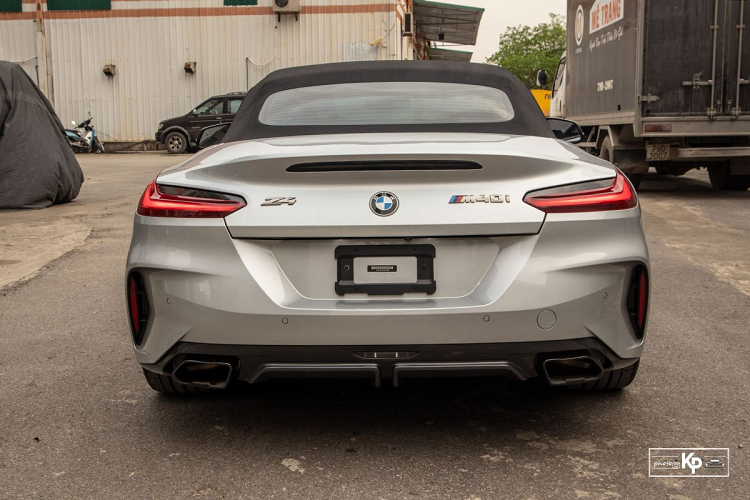 Can canh BMW Z4 M40i 2021 khoang 5 ty dong, doc nhat Viet Nam-Hinh-11
