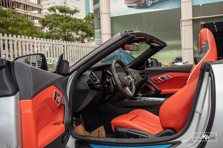 Can canh BMW Z4 M40i 2021 khoang 5 ty dong, doc nhat Viet Nam-Hinh-4