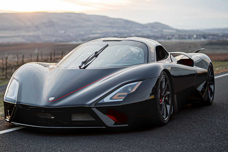 The fastest car in the world compared to the fastest in the world-Hinh-4