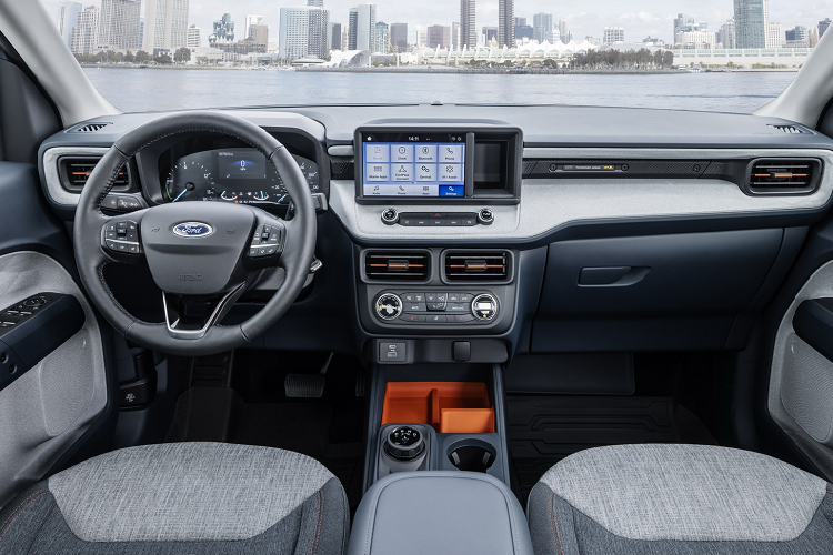 Ford Maverick 2022 ve