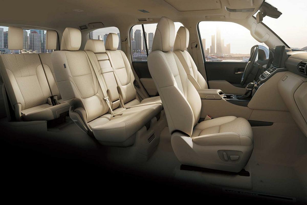 Can canh Toyota Land Cruiser 2022 vua ra mat, sap ve Viet Nam-Hinh-11