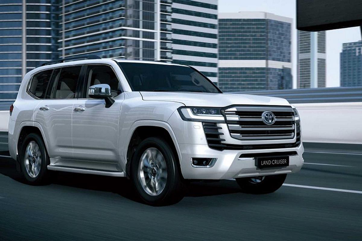 Can canh Toyota Land Cruiser 2022 vua ra mat, sap ve Viet Nam-Hinh-13
