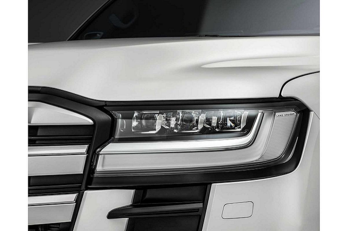 Can canh Toyota Land Cruiser 2022 vua ra mat, sap ve Viet Nam-Hinh-2