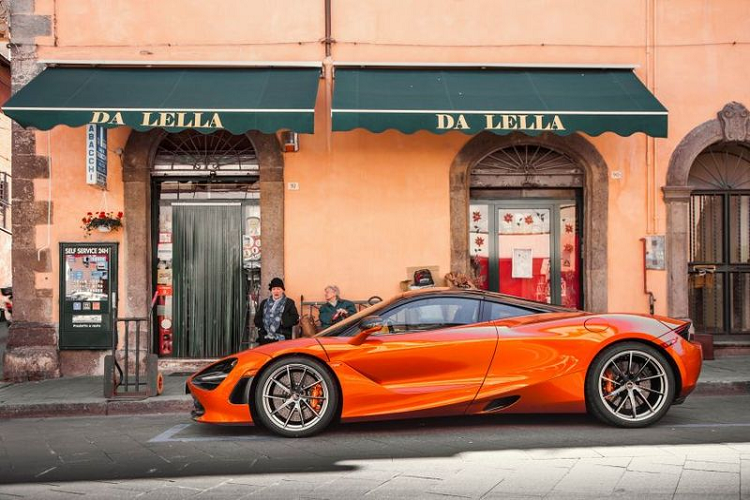 McLaren Artura has a compartment of 6.4 million dong, proud of the country of the super car-Hinh-2