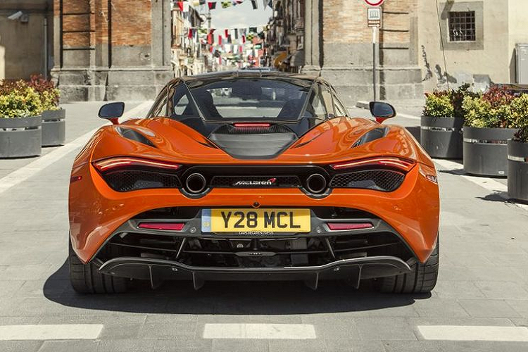 McLaren Artura has a compartment of 6.4 million dong, proud of the country of the super car-Hinh-3