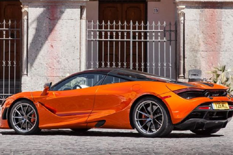 McLaren Artura has a compartment of 6.4 million dong, proud of the country of the super car-Hinh-6