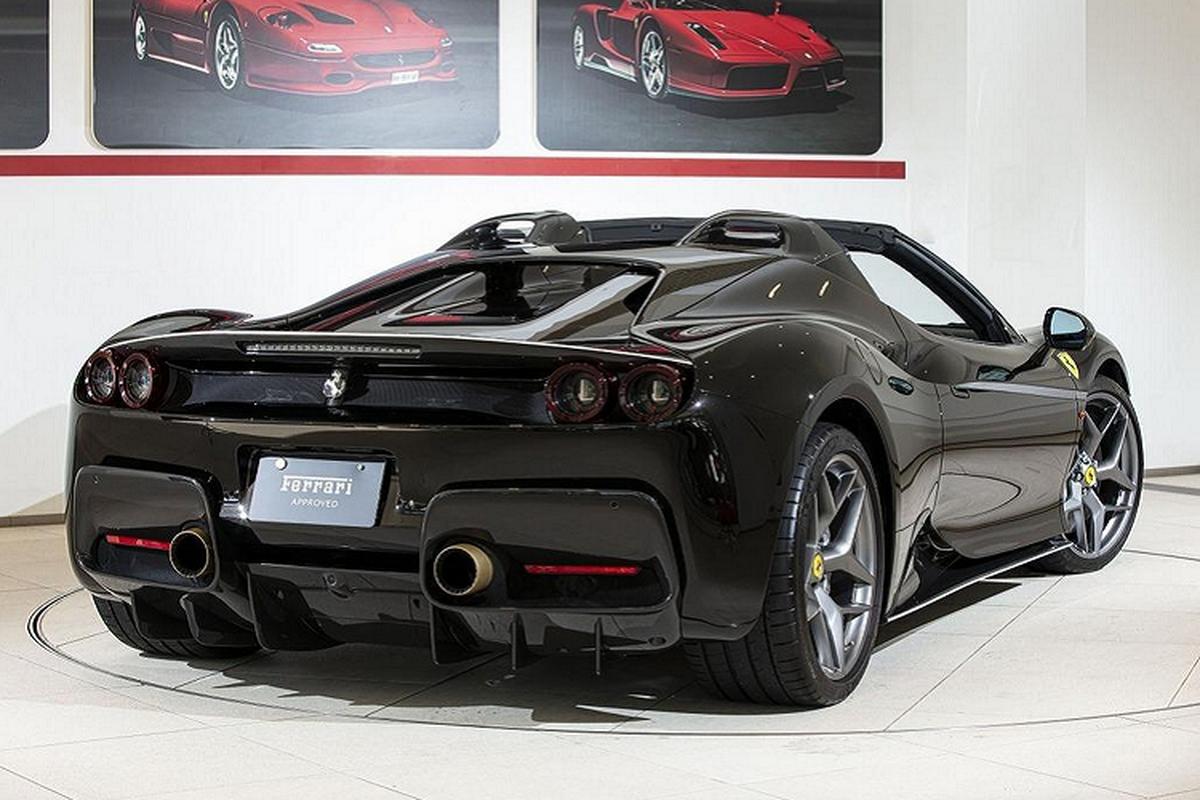 Ferrari J50 - sieu xe trieu do doc quyen cho dai gia Nhat Ban-Hinh-2