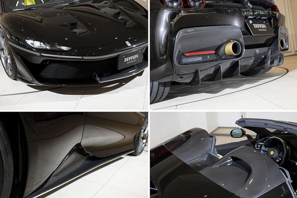 Ferrari J50 - sieu xe trieu do doc quyen cho dai gia Nhat Ban-Hinh-4