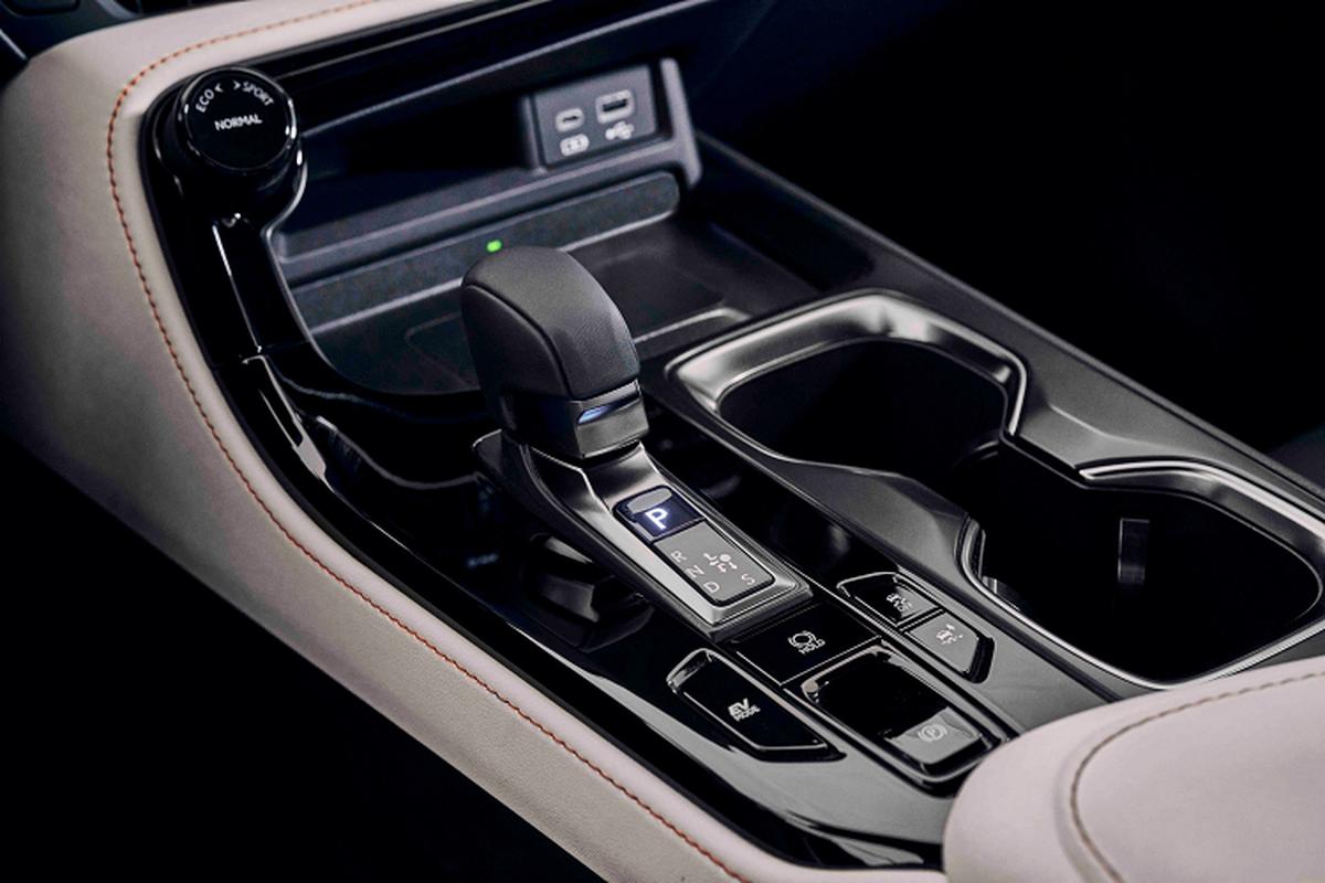 Lexus NX 2022 ra mat, them tuy chon dong co hybrid cam sac-Hinh-10