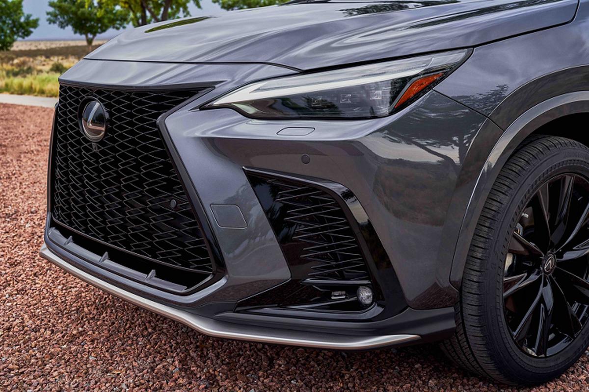 Lexus NX 2022 ra mat, them tuy chon dong co hybrid cam sac-Hinh-5