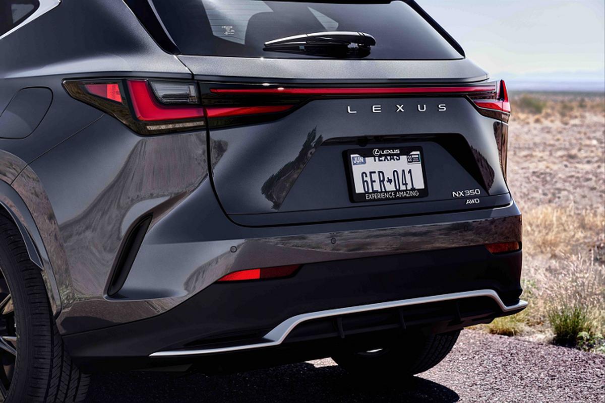 Lexus NX 2022 ra mat, them tuy chon dong co hybrid cam sac-Hinh-6