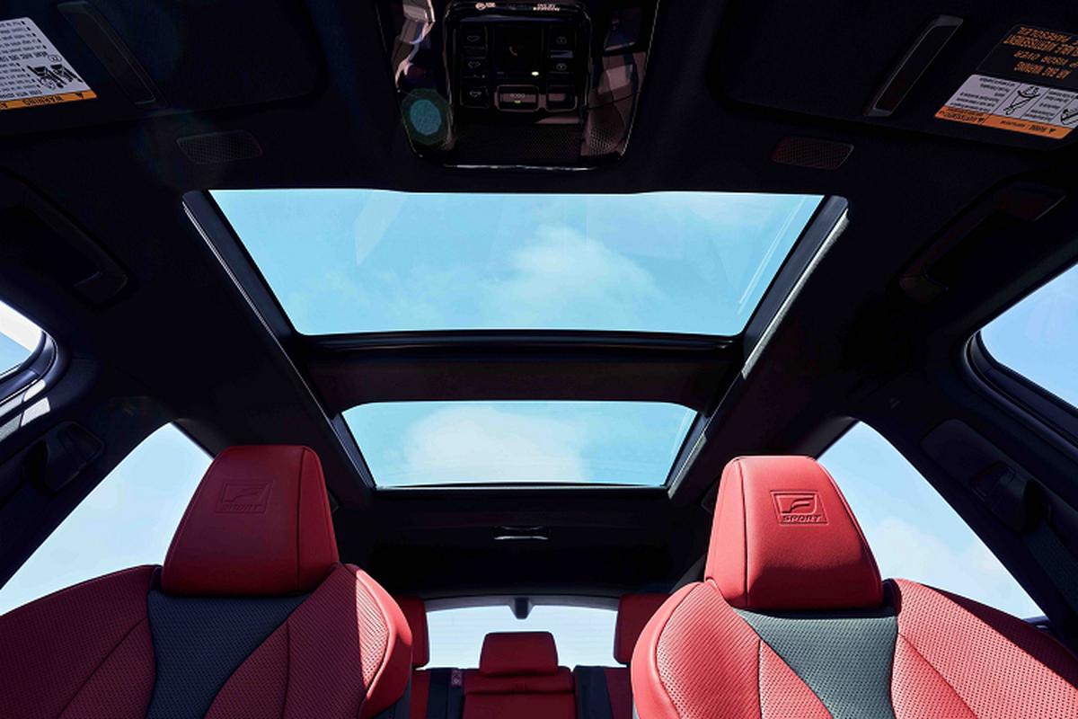 Lexus NX 2022 ra mat, them tuy chon dong co hybrid cam sac-Hinh-8