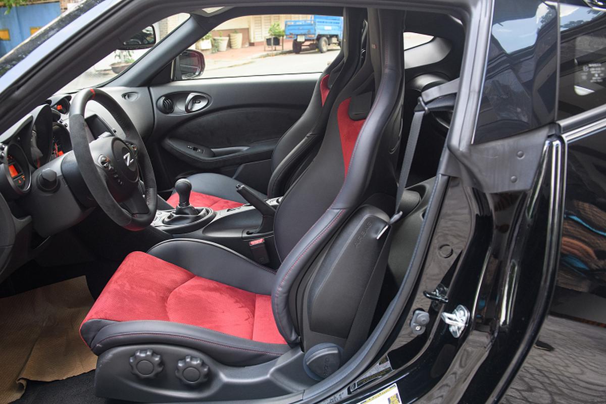 Chi tiet Nissan 370Z NISMO