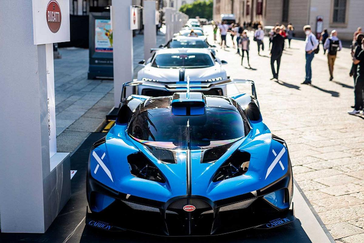 Bugatti Bolide va Chiron Super Sport trieu do lan dau tren pho-Hinh-2
